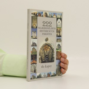 náhled knihy - 222 nejkrásnějších historických památek do kapsy