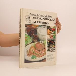 náhled knihy - Medzinárodná kuchárka
