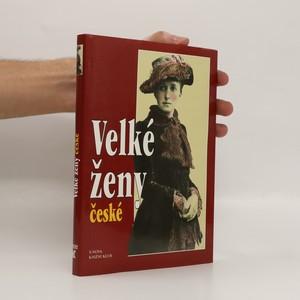 náhled knihy - Velké ženy české