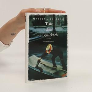 náhled knihy - Tisíc dnů v Benátkách: nečekaná romance