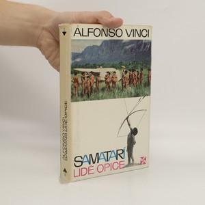 náhled knihy - Samatarí, lidé-opice