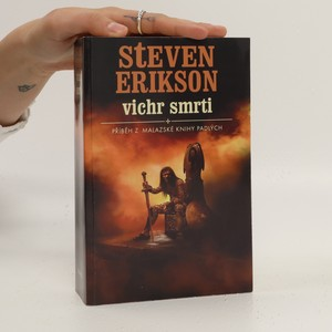 náhled knihy - Vichr smrti