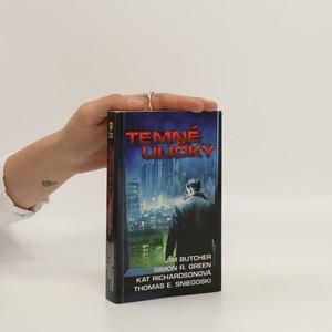 náhled knihy - Temné uličky