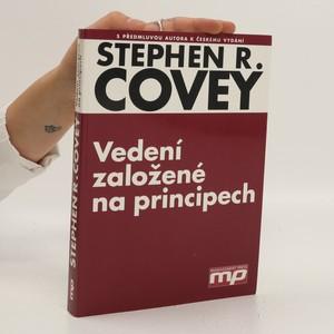 náhled knihy - Vedení založené na principech