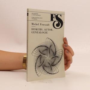 náhled knihy - Diskurs, Autor, Genealogie