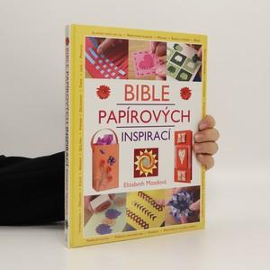 náhled knihy - Bible papírových inspirací