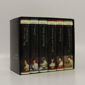 náhled knihy - Die grofen Romane. Jane Austen. 6 svazků (komplet, tituly viz foto)