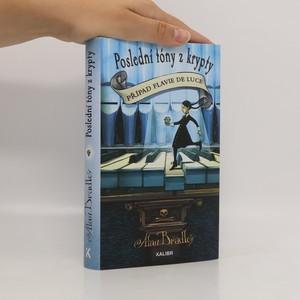 náhled knihy - Poslední tóny z krypty