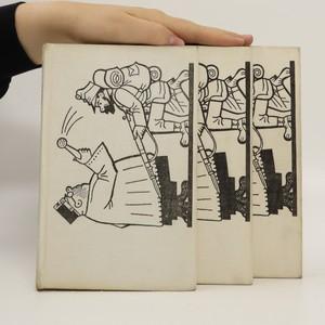 náhled knihy - Osudy dobrého vojáka Švejka za světové války. Díl 1.-4. (3 svazky, komplet)