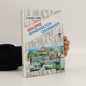 náhled knihy - Galerie brněnských osobností. 1, A-K