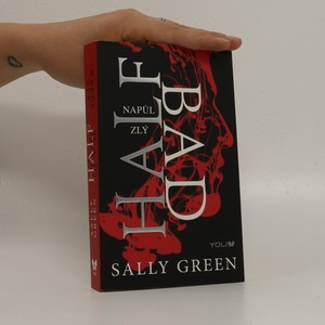 náhled knihy - Half bad - Napůl zlý