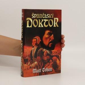 náhled knihy - Španělský doktor