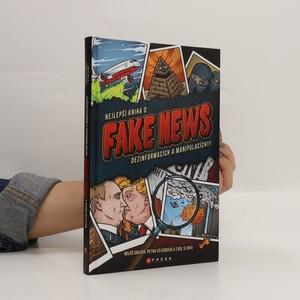 náhled knihy - Nejlepší kniha o fake news, dezinformacích a manipulacích!!!