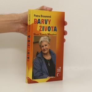 náhled knihy - Barvy života : hosté Kamily Moučkové