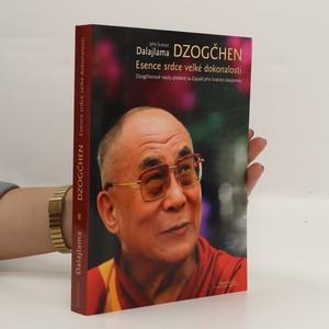 náhled knihy - Dzogčhen : esence srdce velké dokonalosti