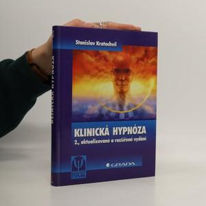 náhled knihy - Klinická hypnóza