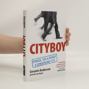 náhled knihy - Cityboy