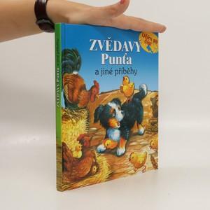 náhled knihy - Zvědavý Punťa a jiné příběhy