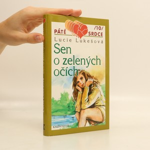 náhled knihy - Sen o zelených očích