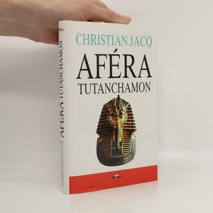 náhled knihy - Aféra Tutanchamon