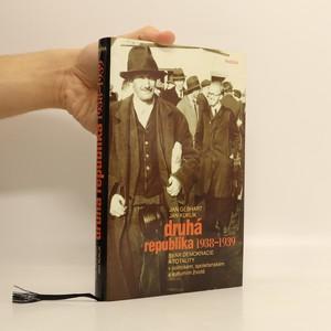 náhled knihy - Druhá republika 1938-1939