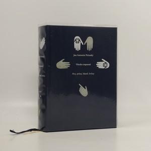 náhled knihy - Všecko napsané : hry, prózy, básně, hrůzy
