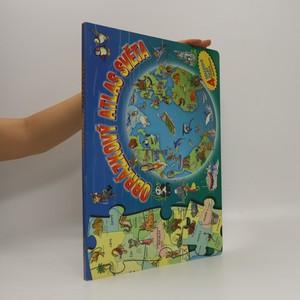 náhled knihy - Obrázkový atlas světa