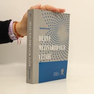 náhled knihy - Dějiny mezinárodních vztahů