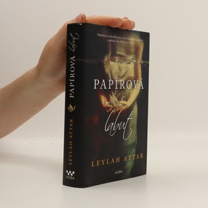 náhled knihy - Papírová labuť