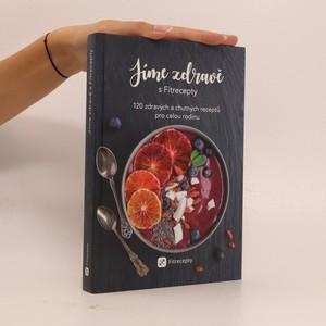 náhled knihy - Jíme zdravě s Fitrecepty