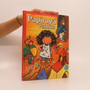 náhled knihy - Papírová vesnice