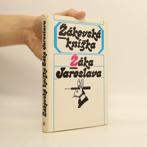 náhled knihy - Žákovská knížka Žáka Jaroslava