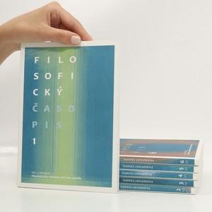 náhled knihy - Filozofický časopis 1-6, kompletní ročník