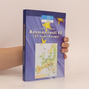 náhled knihy - Rozmanitosti EU: (25 tváří Evropy)