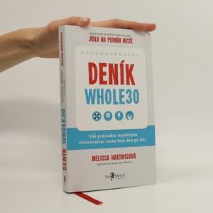 náhled knihy - Deník Whole30. Váš průvodce úspěšným stravovacím restartem den po dni