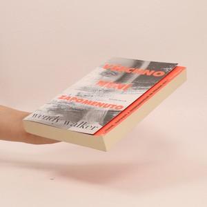 antikvární kniha Všechno není zapomenuto, 2017