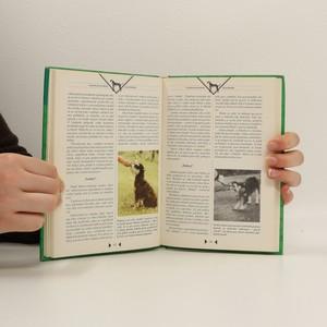 antikvární kniha Výchova a výcvik psů, 1994