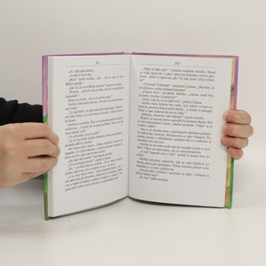 antikvární kniha Anička a cirkus, 2012