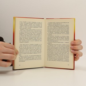 antikvární kniha Čarodějka Issy, 2003