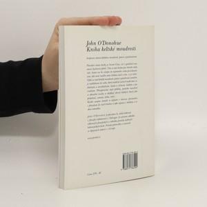 antikvární kniha Kniha keltské moudrosti. Inspirace starou keltskou moudrostí, poezií a požehnáními, 2002