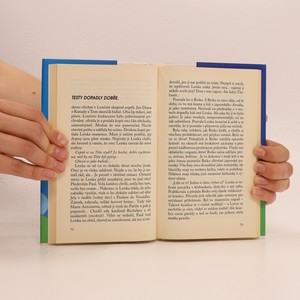 antikvární kniha Lenka au-pair, 2004