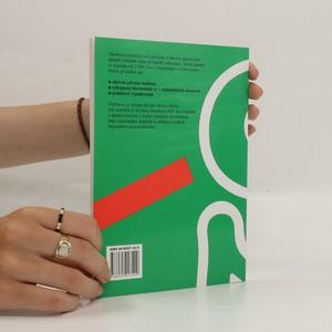 antikvární kniha Italština pro samouky; Klíč-slovník, 1998
