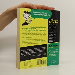antikvární kniha Parkinson's Disease For Dummies, 2007