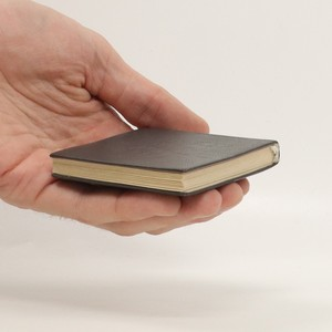 antikvární kniha Básně, 1961