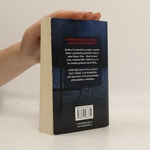 antikvární kniha Řbitov zviřátek, 2014