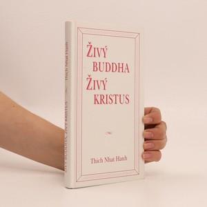 náhled knihy - Živý buddha, živý Kristus