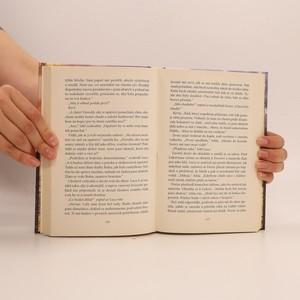antikvární kniha Řád temnot. Kacíř a čarodějka, 2012