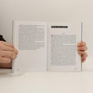 antikvární kniha Můj dlouhý běh, 2014