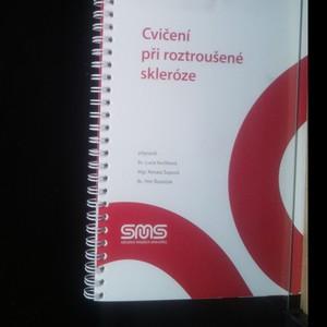 antikvární kniha Cvičení při roztroušené skleróze, 2012