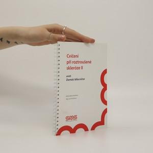 náhled knihy - Cvičení při roztroušené skleróze II aneb Domácí tělocvična